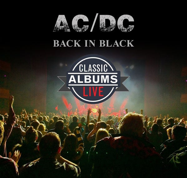 More Info for AC/DC Back In Black