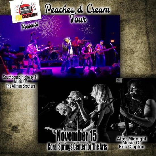 More Info for Peaches n Cream Tour