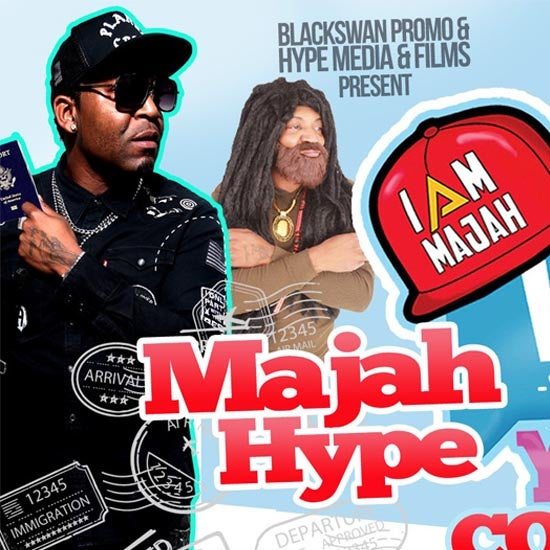 More Info for Majah Hype Comedy Tour