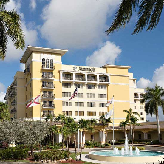 Coral Springs Marriott at Heron Bay