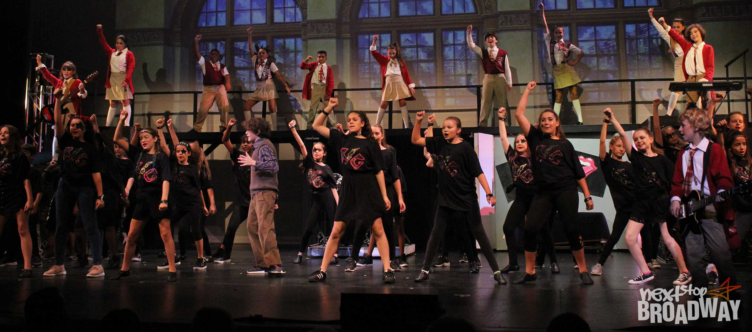 Next Stop Broadway | Coral Springs Center For The Arts
