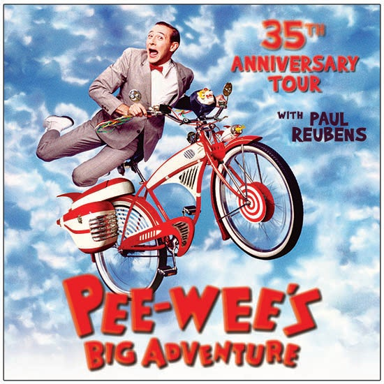 More Info for Pee-wee's Big Adventure