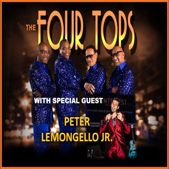 More Info for The Four Tops