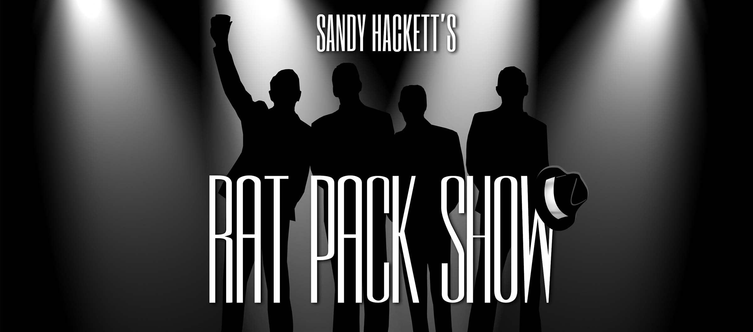Sandy Hackett's The Rat Pack