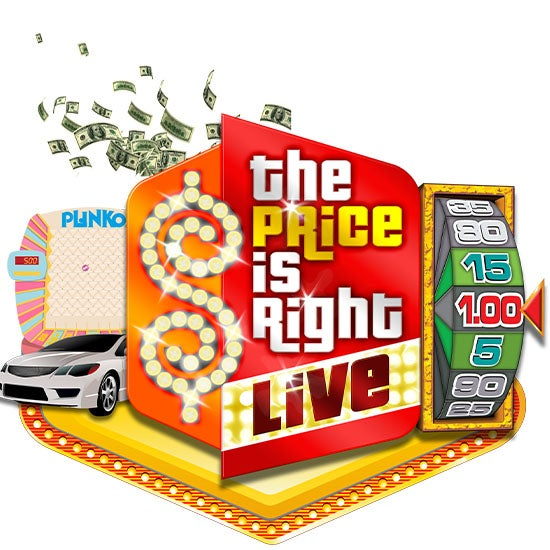 More Info for The Price is Right Live!