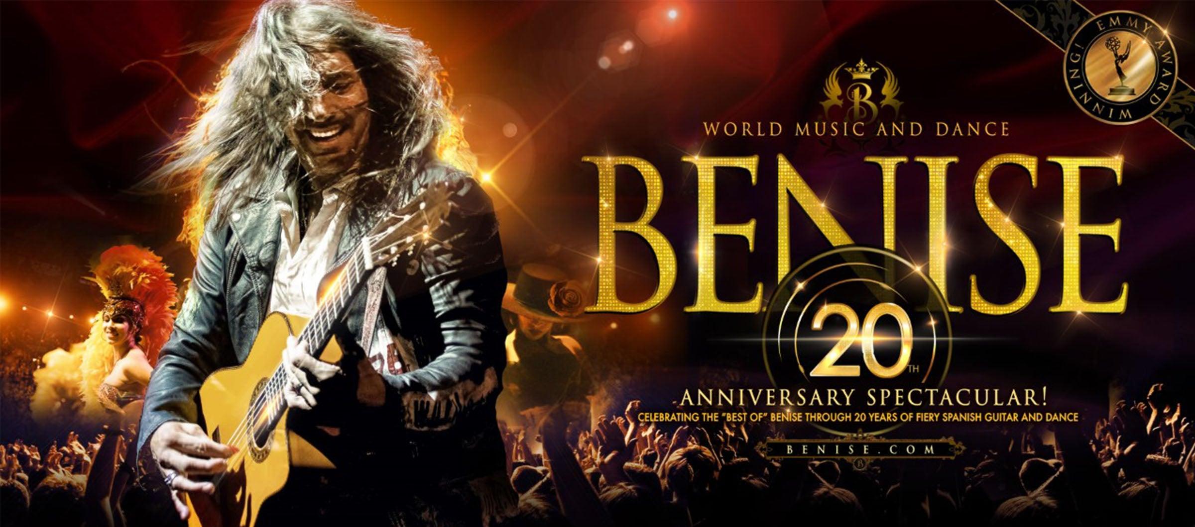 Benise - 20th Anniversary Tour