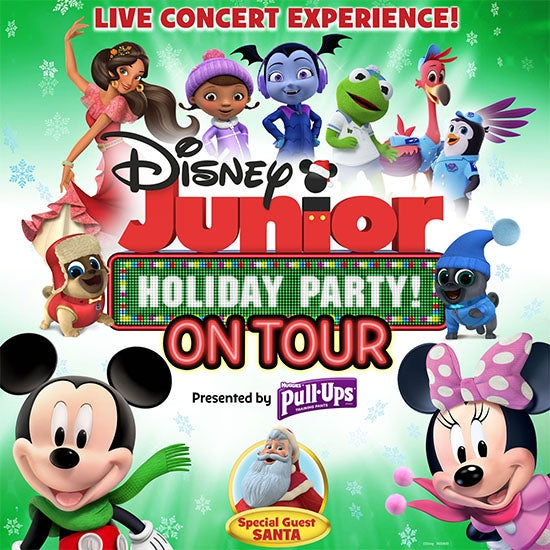 More Info for Disney Junior Holiday Party