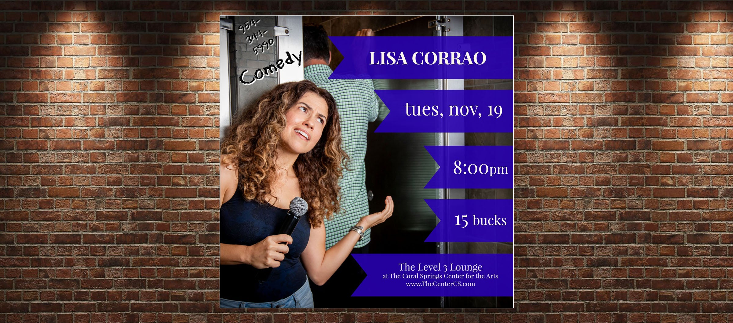 Comedy Night -- Lisa Corrao and Her Funny Friends