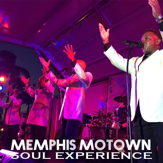 More Info for Memphis Motown Soul Experience
