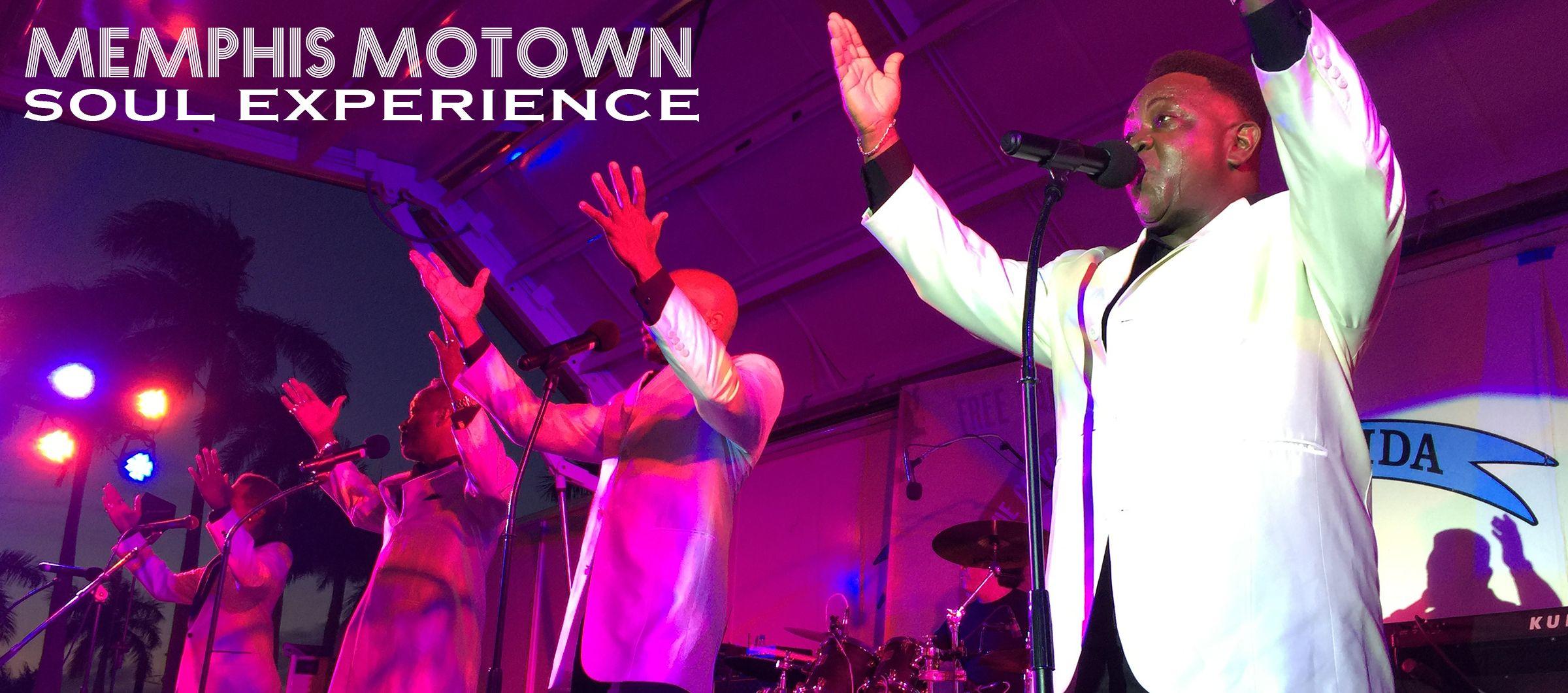 Memphis Motown Soul Experience