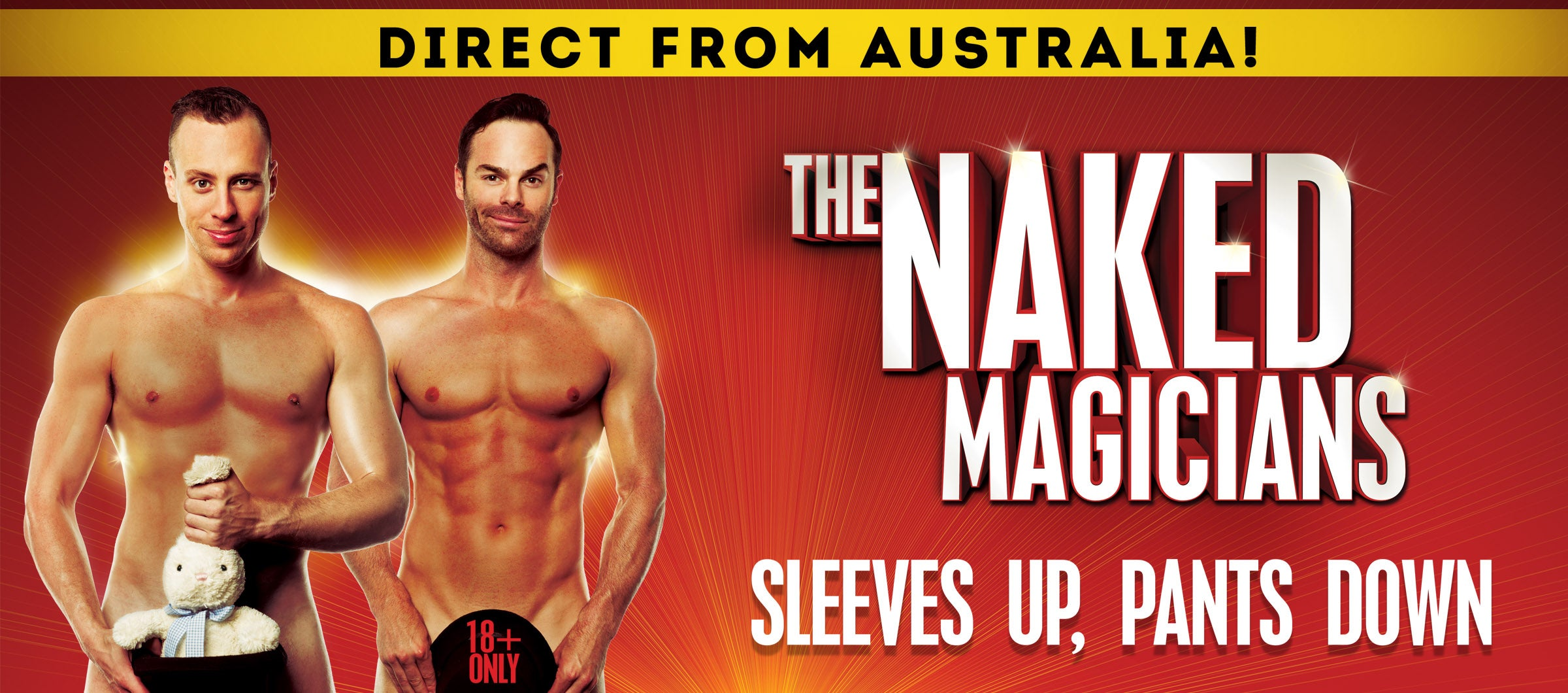 Pictures naked magicians #9