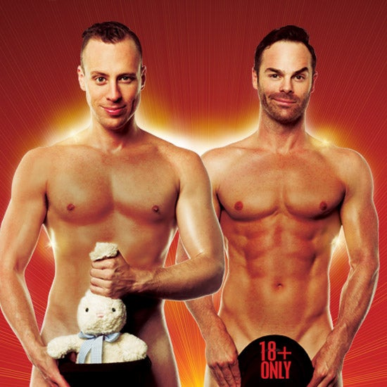 More Info for The Naked Magicians