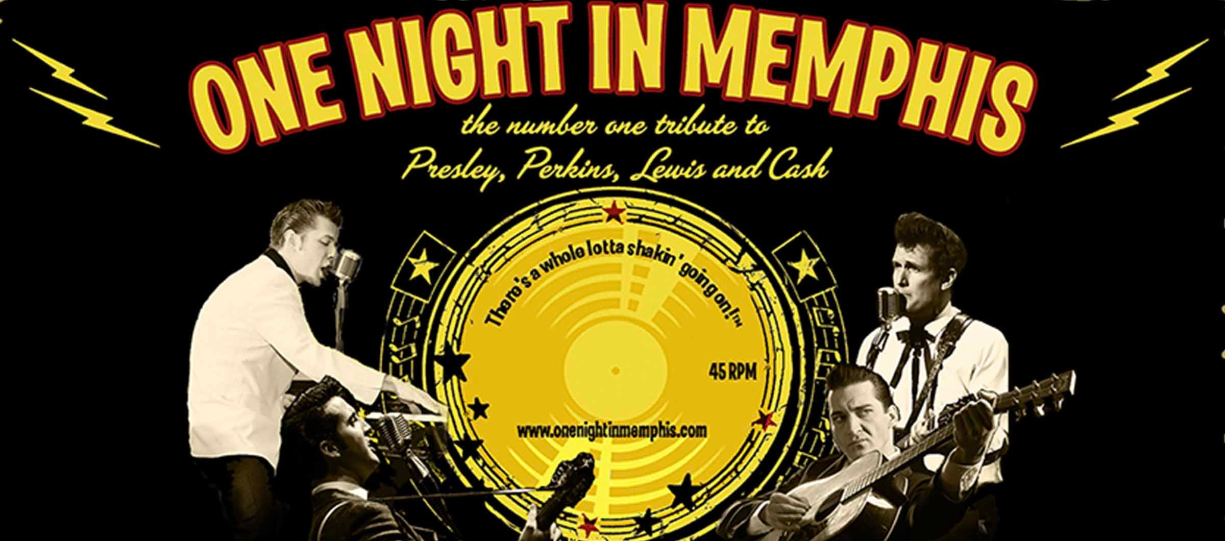 One Night In Memphis