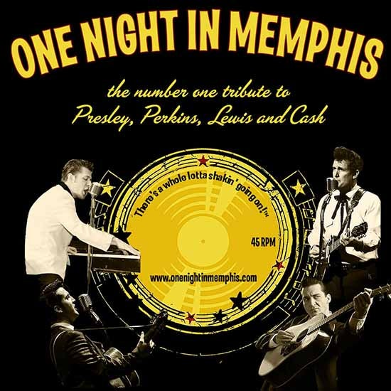 More Info for One Night In Memphis