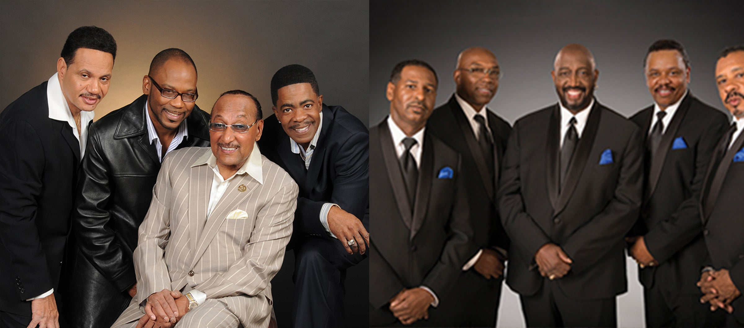 Temptations And Four Tops Tour
