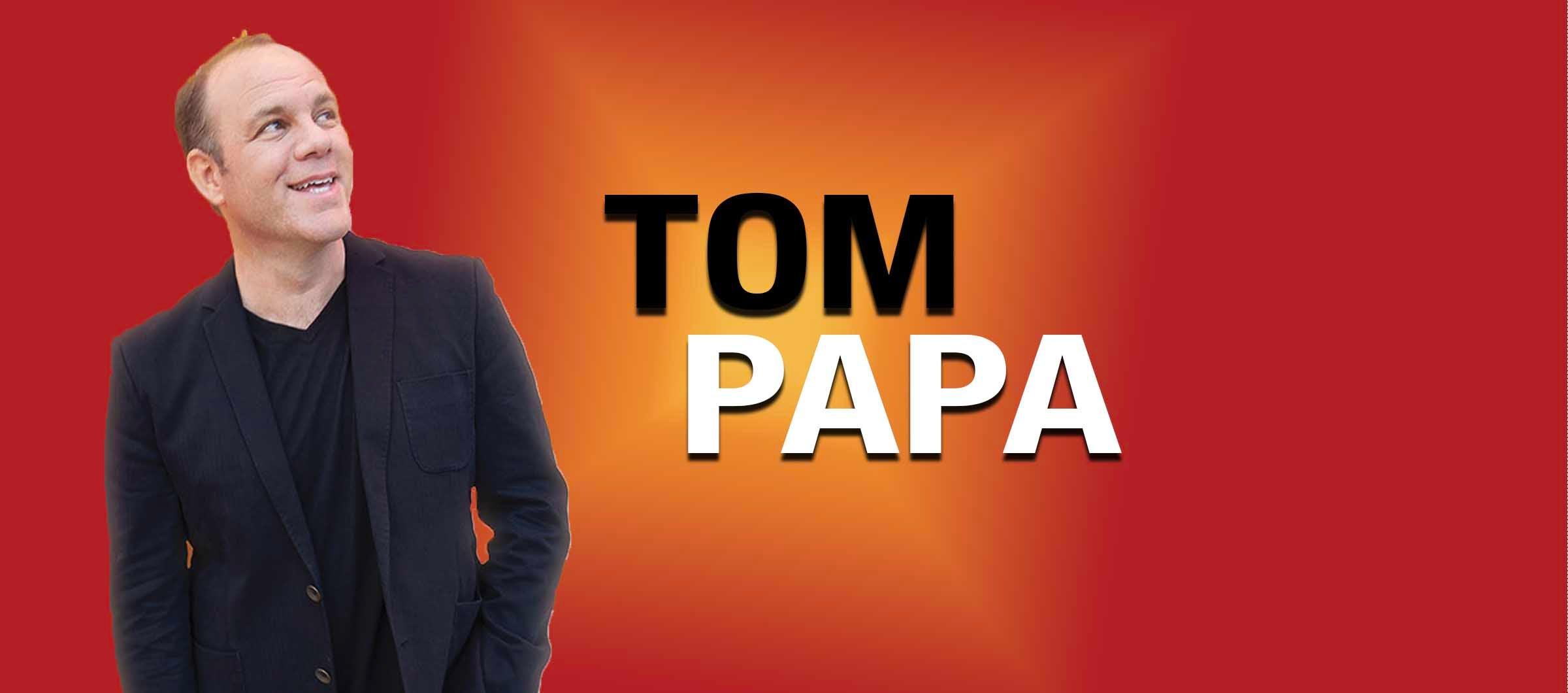 9th Annual Comedy Night for Crohn's & Colitis presents Tom Papa