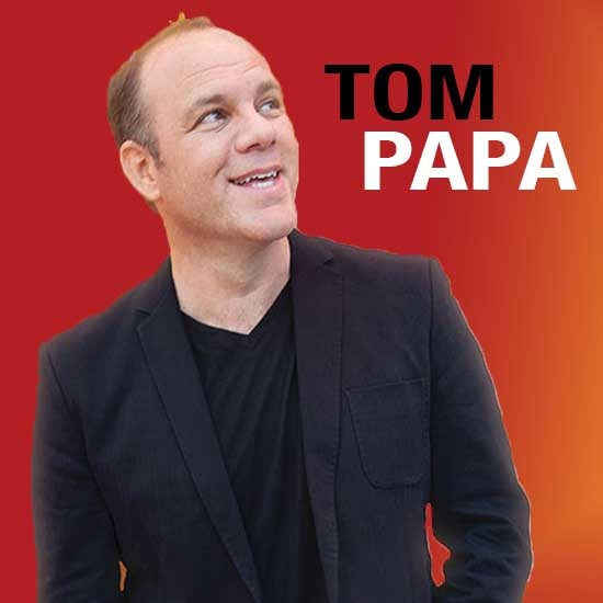 More Info for 9th Annual Comedy Night for Crohn's & Colitis presents Tom Papa