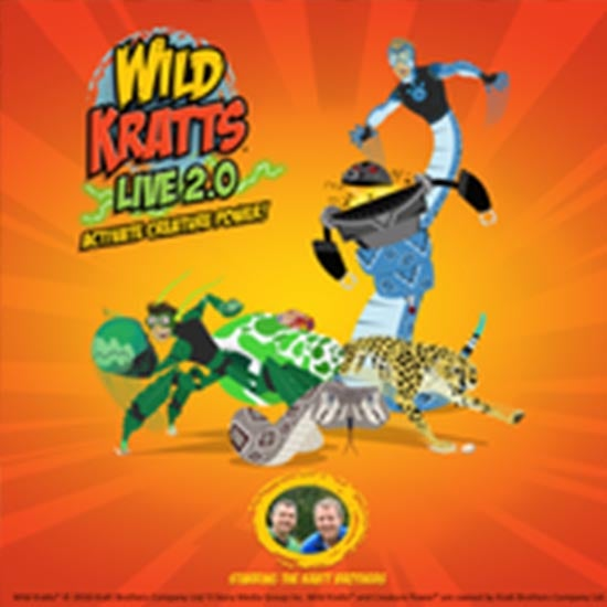 More Info for Wild Kratts LIVE!