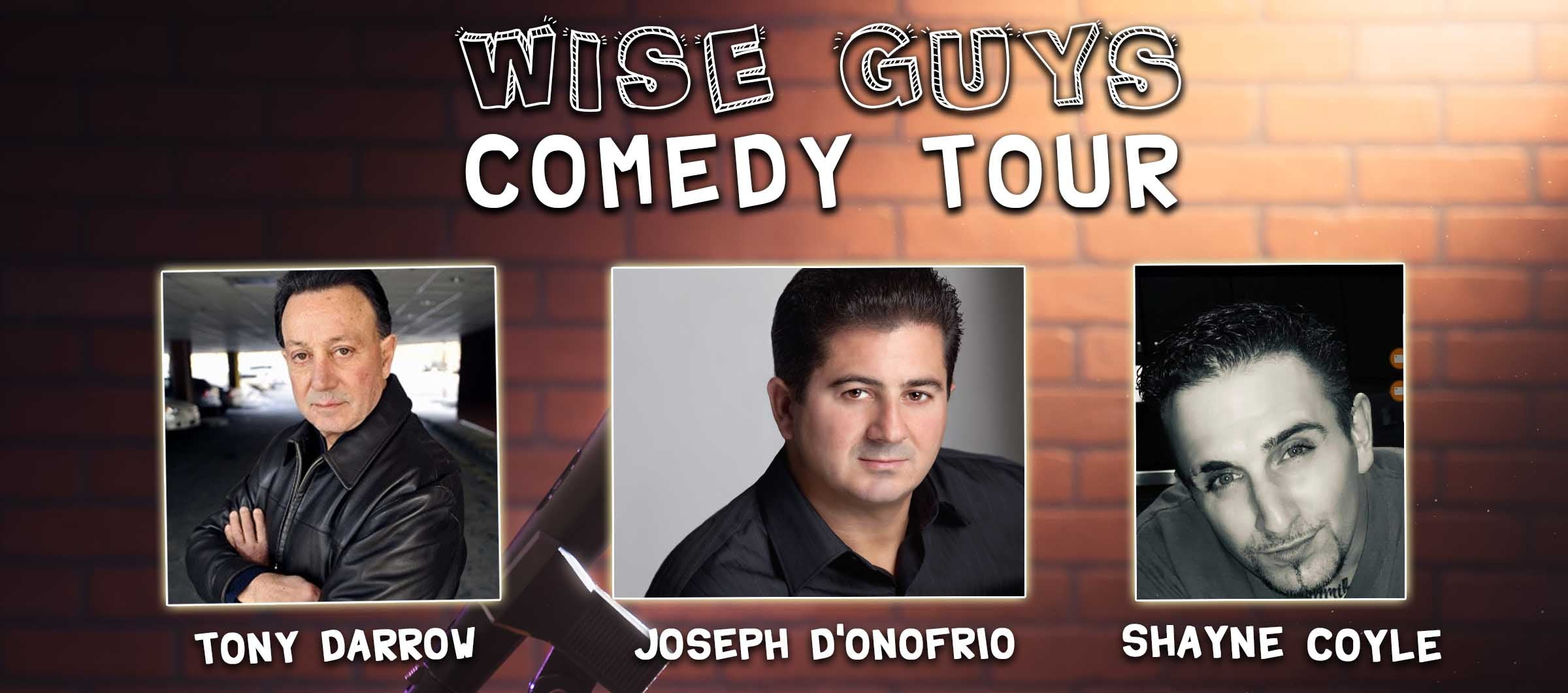Wise Guys Comedy Tour